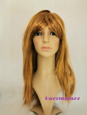 Budget Wig Long Straight Ginger