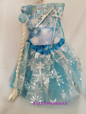 Frozen Princess Dress-up Set