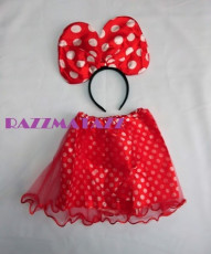Minnie Tutu Set Small