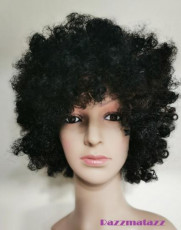 Realistic Afro Wig